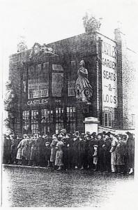 King George V funeral 1936